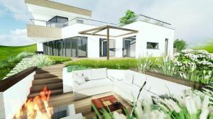 navrh zahrady 3